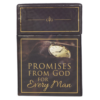 Promises From God For Every Man - Box of Blessings