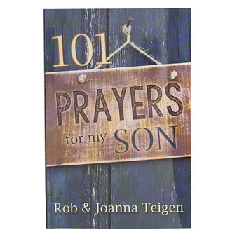 101 Prayers For My Son Book