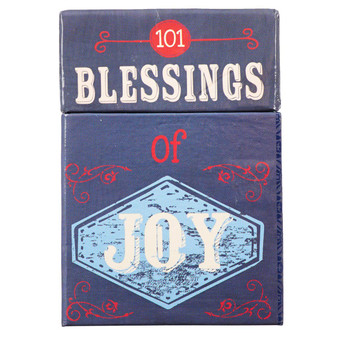 101 Blessings Of Joy Cards