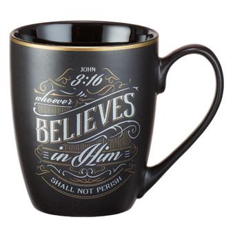 Whoever Believes Coffee Mug - John 3:16