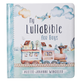 My LullaBible for Boys Bible Storybook