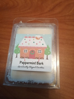 Peppermint Bark Soy Wax Melts