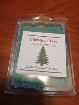 Christmas Tree Soy Wax Melts