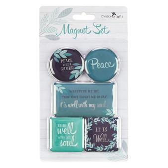 It Is Well With My Soul Magnet Set