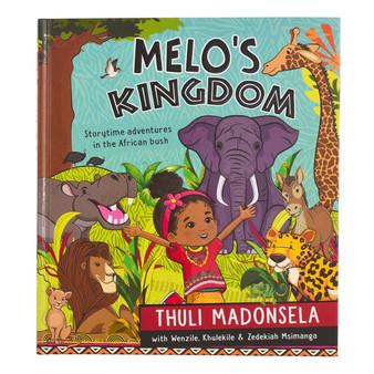 Melo's Kingdom Interactive Children's Storybook