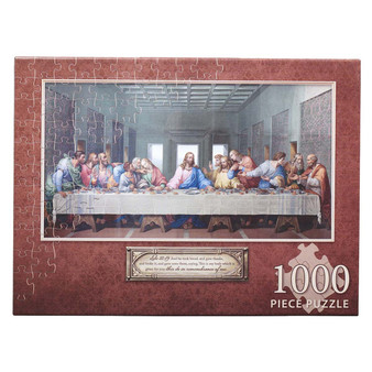 The Last Supper 1000-piece Jigsaw Puzzle