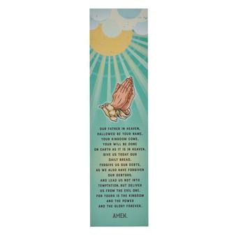 The LORD's Prayer Sunday School/Teacher Bookmark Set