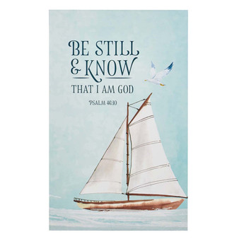 Be Still & Know Flexcover Journal - Psalm 46:10