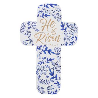 He is Risen Cross Bookmark Set - Matthew 28:6