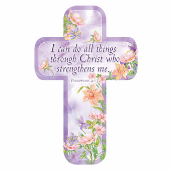 I Can Do All Things Cross Bookmark Set - Philippians 4:13