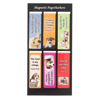 Special Treasure Magnetic Bookmark Set - Deuteronomy 14:2