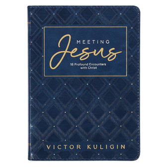 Meeting Jesus Gift Book
