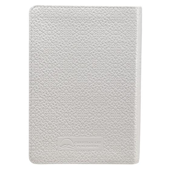 White KJV Bible Compact