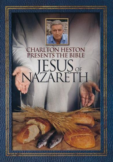 Charlton Heston Presents: Jesus of Nazareth DVD