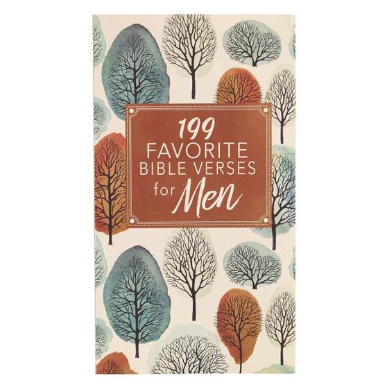 199 Favorite Bible Verses for Men