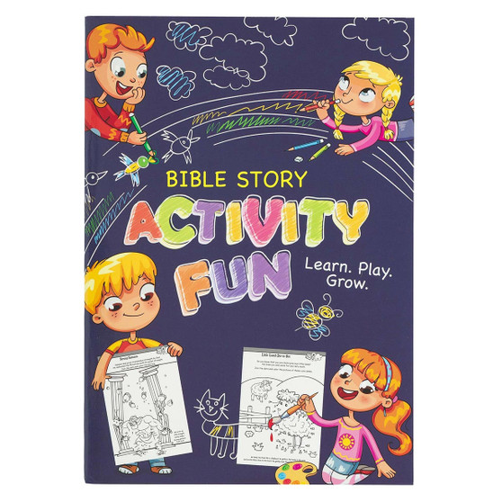 Bible Story Activity Fun - Learn Play Grow