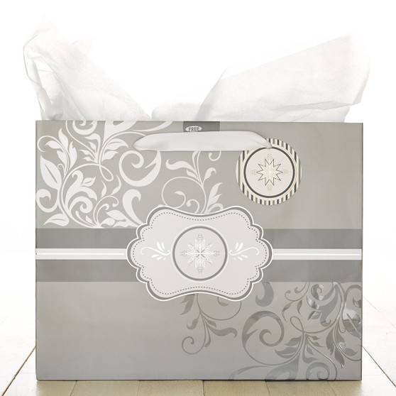 Large Gift Bag for Wedding: Love Each Other - Rom 12:10