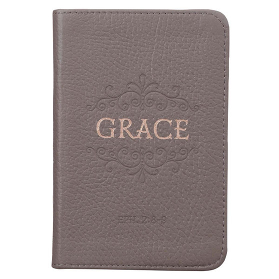 Grace Pocket-sized Full Grain Leather Journal