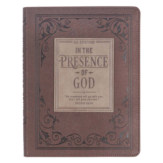 In The Presence of God Daily Devotional