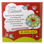 """Tweets for my Tweetheart"" Hardcover Gift Book"