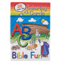 Coloring Cards for Kids: ABC Bible Fun