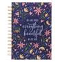 Everything Beautiful Large Wirebound Journal - Ecclesiastes 3:11