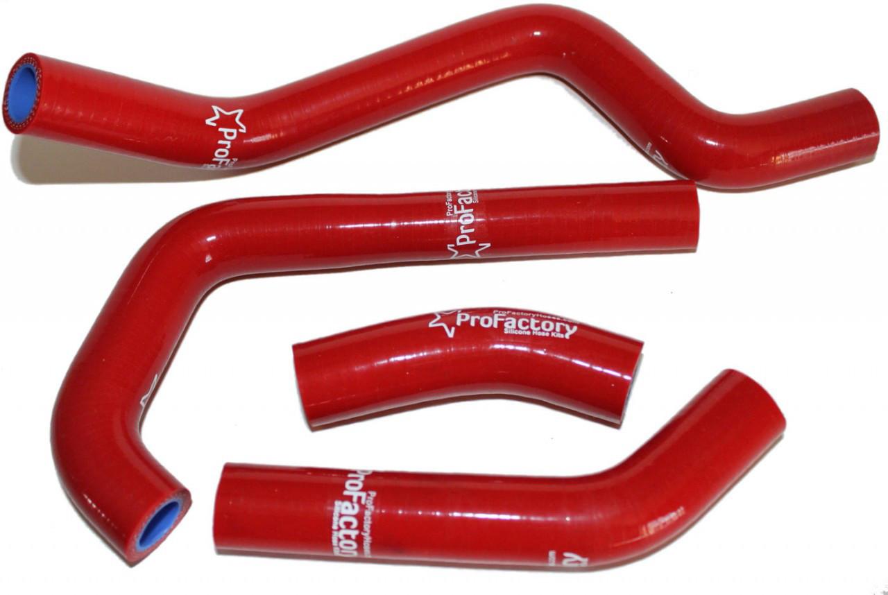 RED FOR Suzuki LTZ400 LTZ 400 2009-2012 2010 2011 SILICONE RADIATOR HOSE KIT
