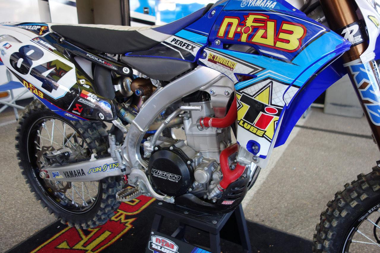 YZ450F YZ 450F Radiator Hose Kit Pro Factory Hoses 2010-2013 Blue