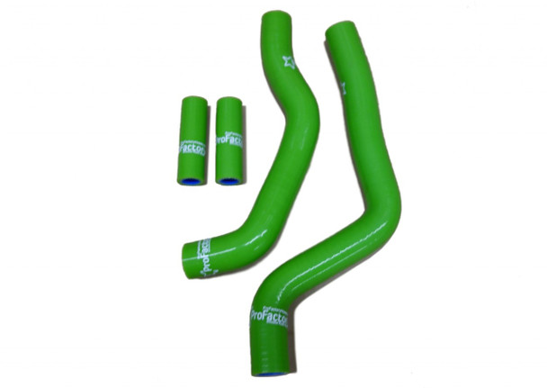KX125  KX125 Silicone Radiator Hoses Picture