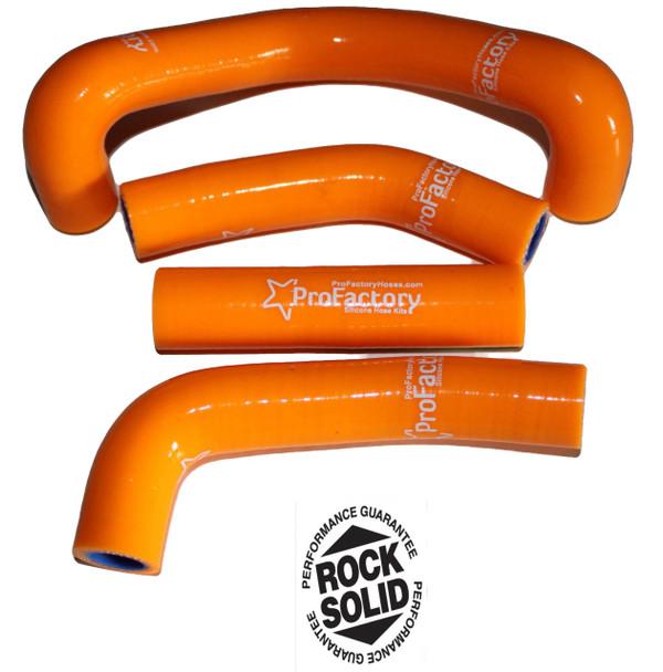 Ktm 50Sx 50 Sx Radiator Hose Kit Pro Factory Hoses Orange 09 11