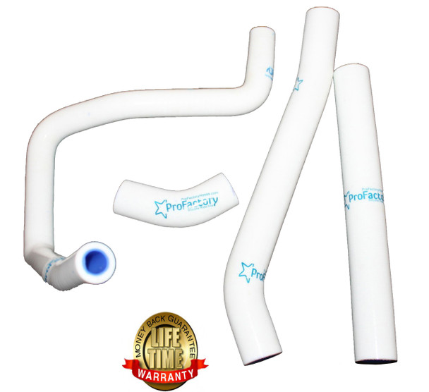 Trx700xx Trx 700xx Radiator Hose Kit Pro Factory Hoses White