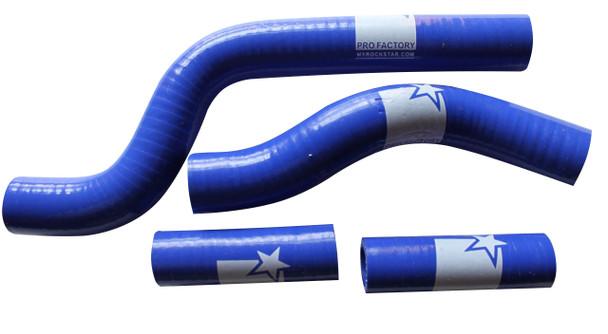 Yz250f Silicone Radiator Hose Kit Pro Factory Blue 02 05