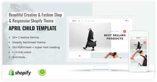 Shopify smart theme for backpack fashion on smartphone - preview