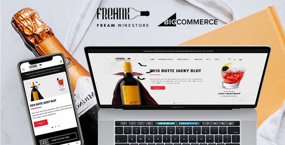 Feellio Fream - Wine Store BigCommerce Theme