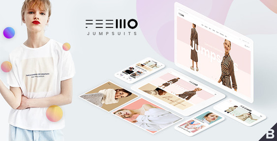Feellio Jumpsuits BigCommerce Theme