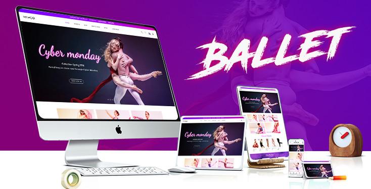 Marco Ballet - Premium Shopify theme for ballet dance stores