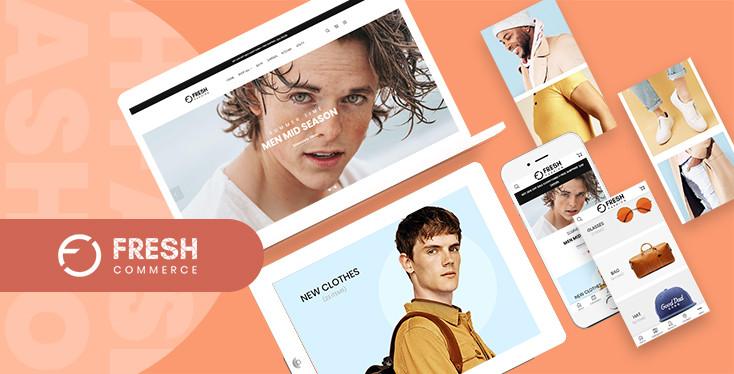 Fresh Fashion BigCommerce Theme
