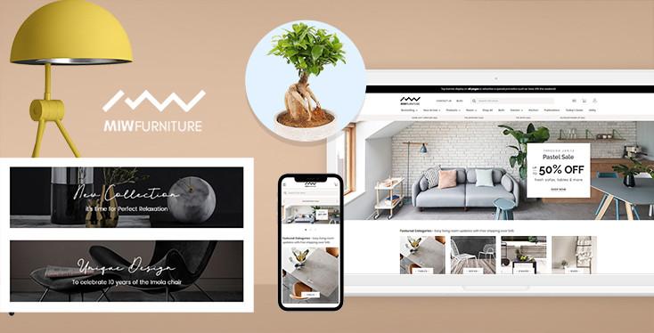 Sima Furniture BigCommerce Theme