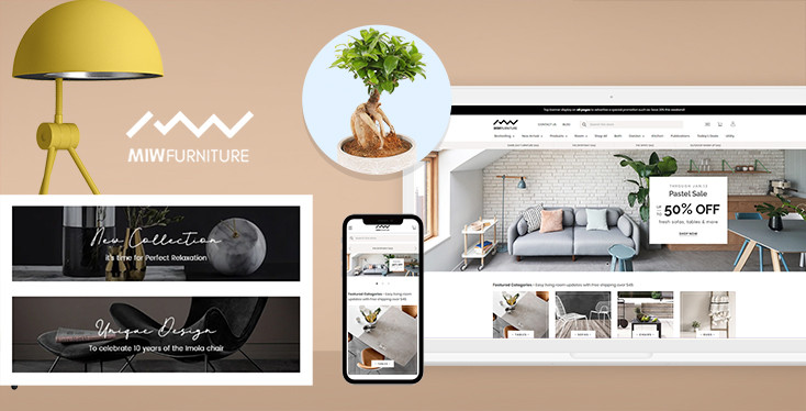 Sima Furniture BigCommerce Theme