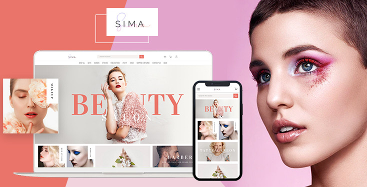 Sima Beauty BigCommerce Theme