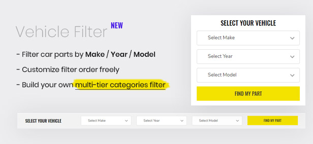 vehicle filter