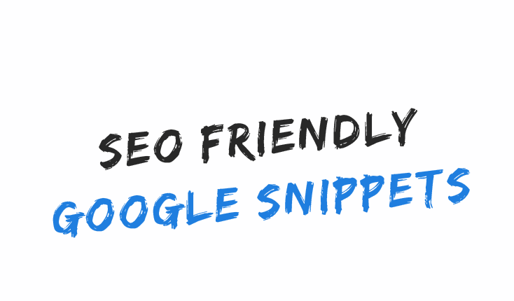 SEO friendly and Google Rich Snippets added