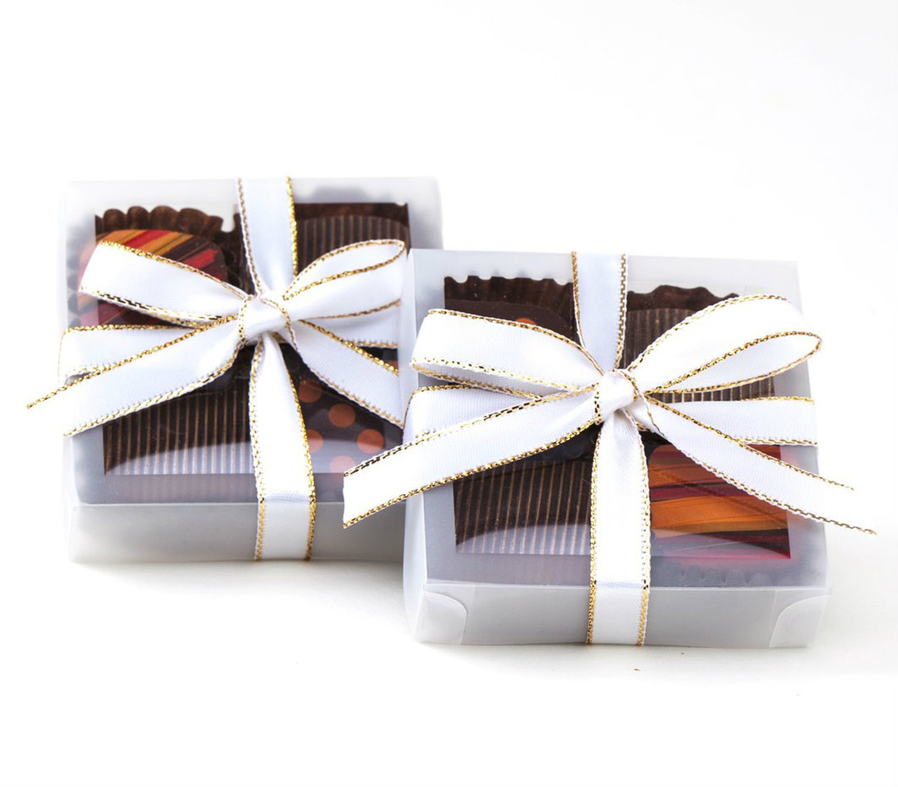 Favor Box - 4 Chocolates - In store only!