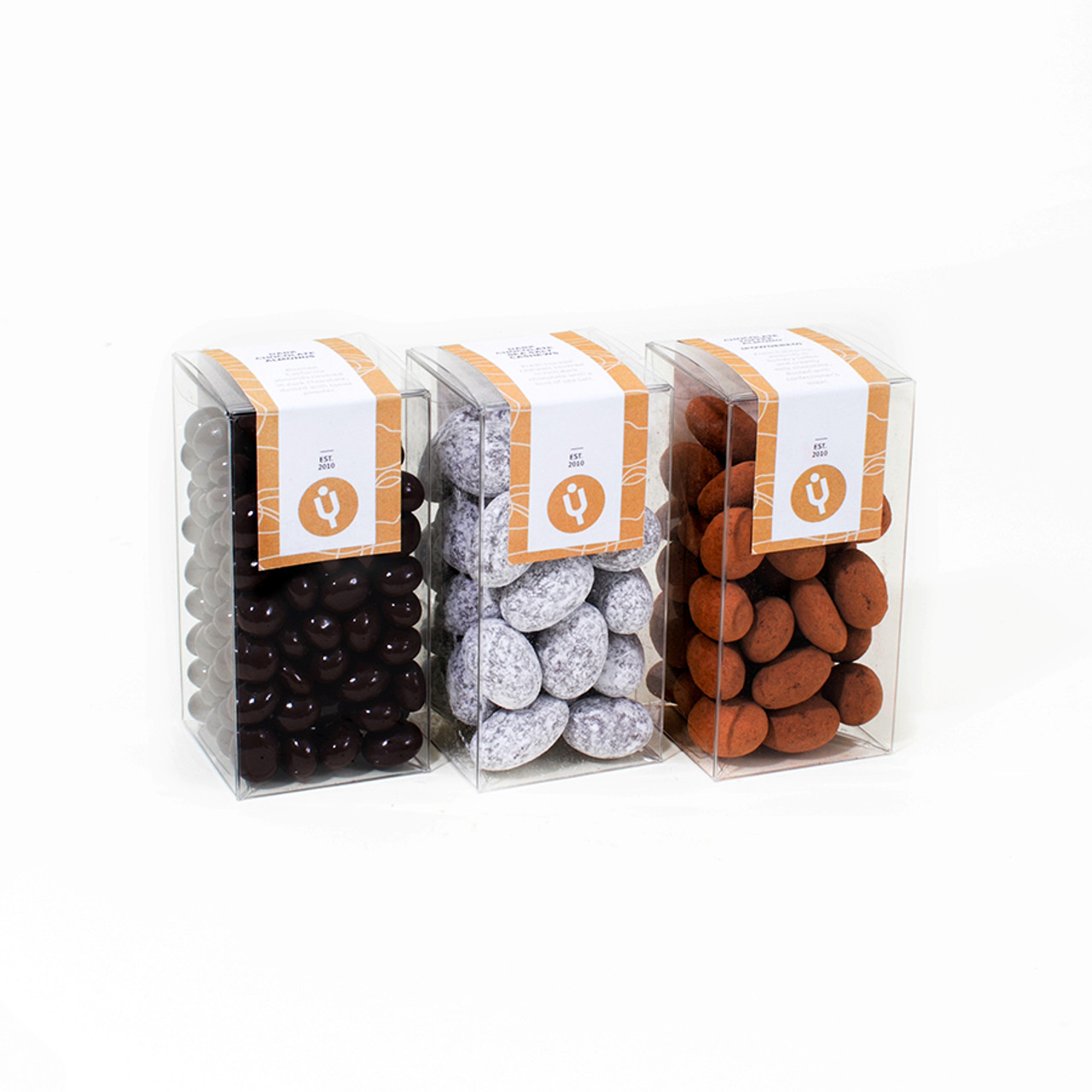 Dark Chocolate Covered Nuts