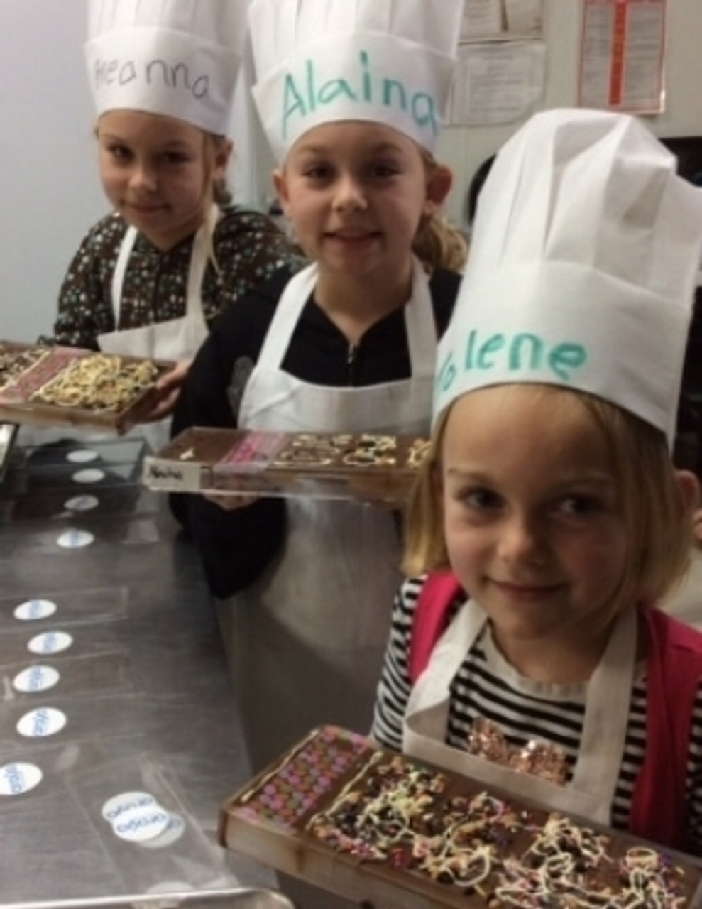 Chocolate Parties - Kids and Adults too!