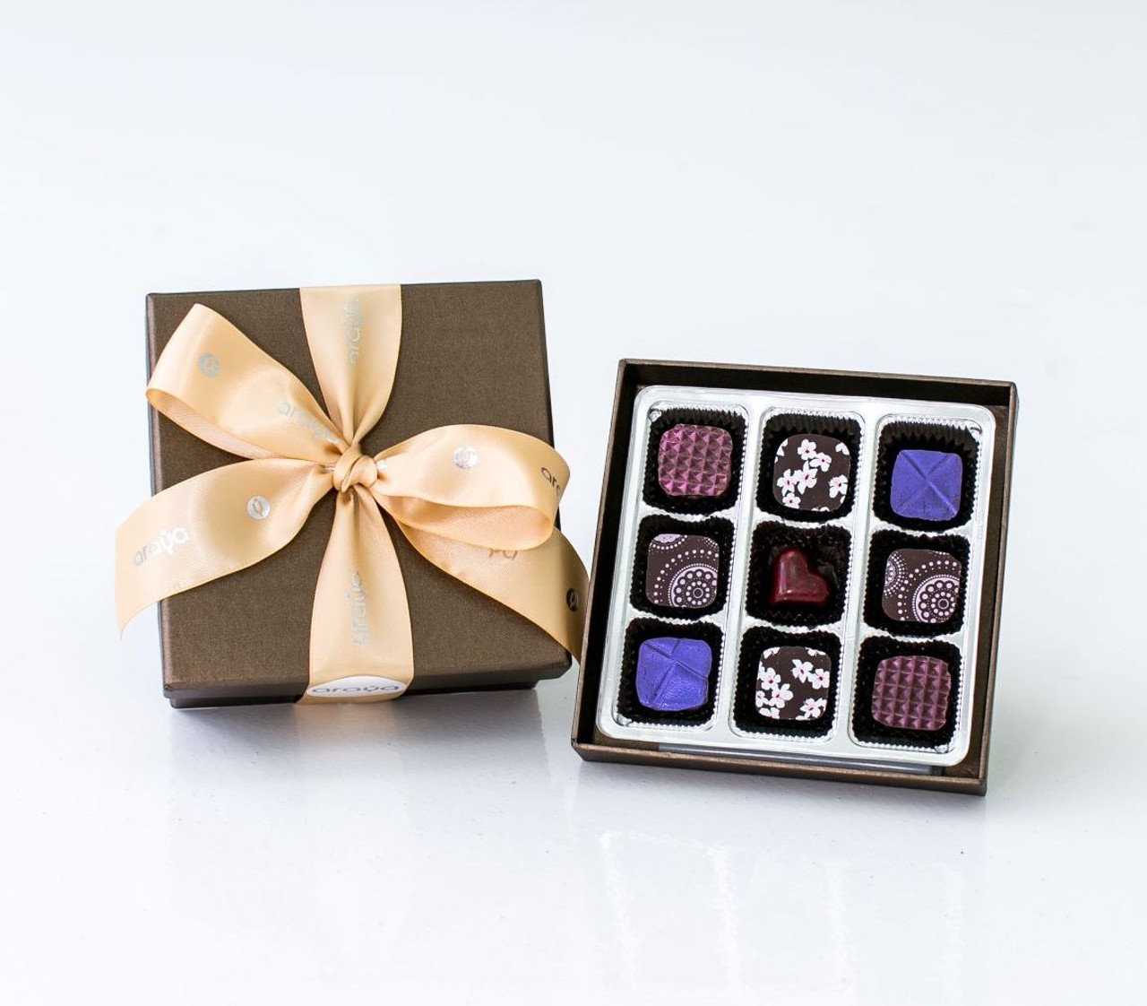 9 Chocolate Gift Box  -