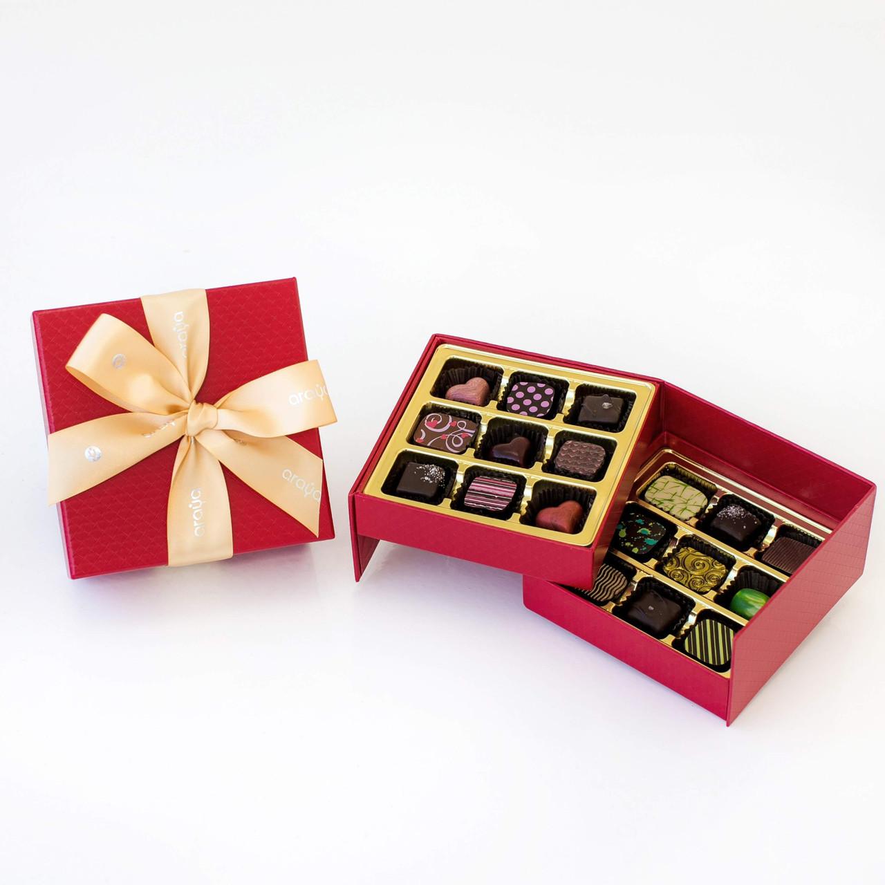18 Chocolate Gift Box  -