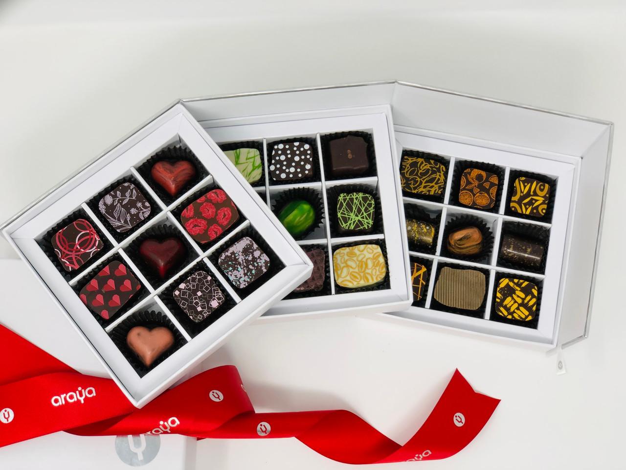 27 Chocolate Gift Box  -