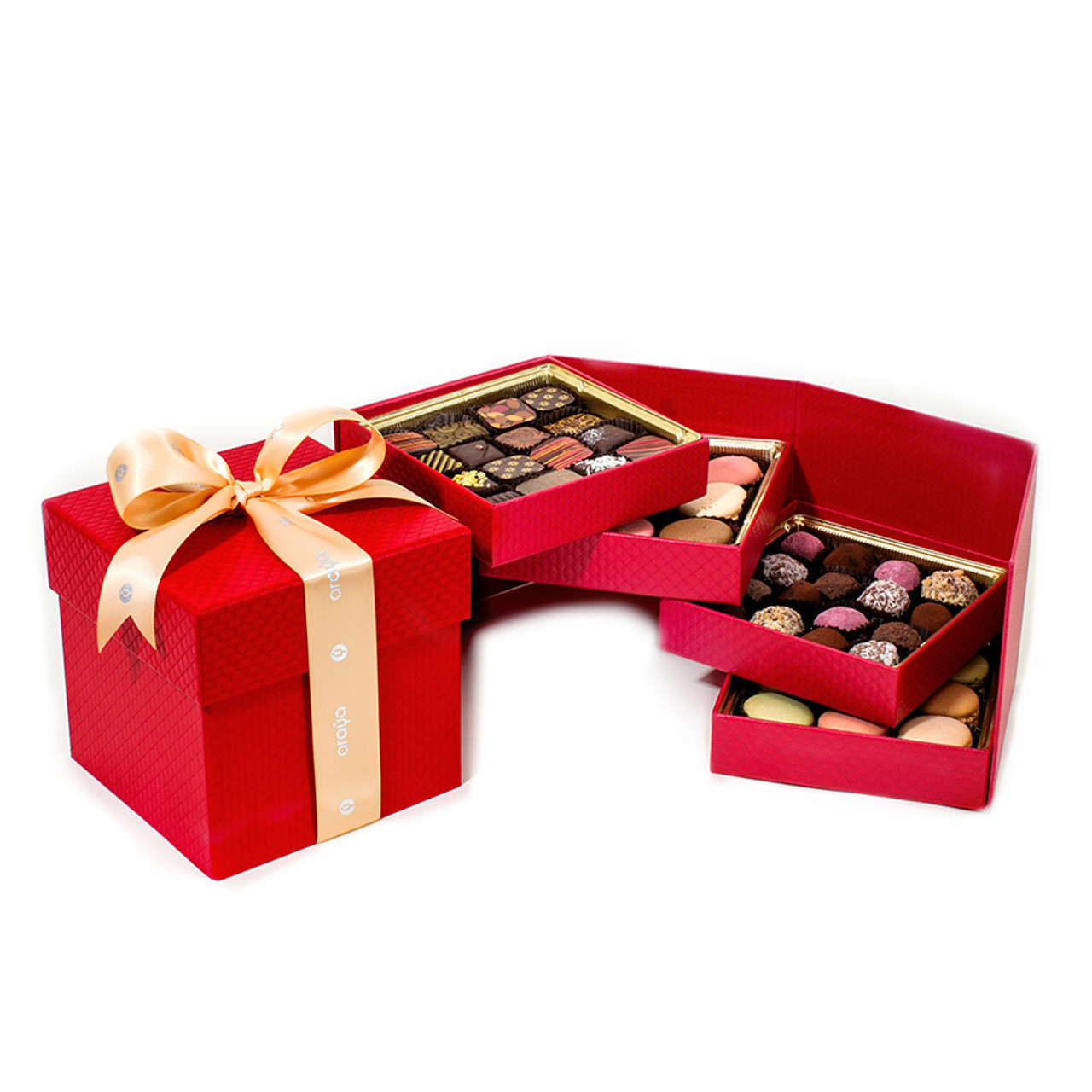 Multilayer Deluxe Gift Box