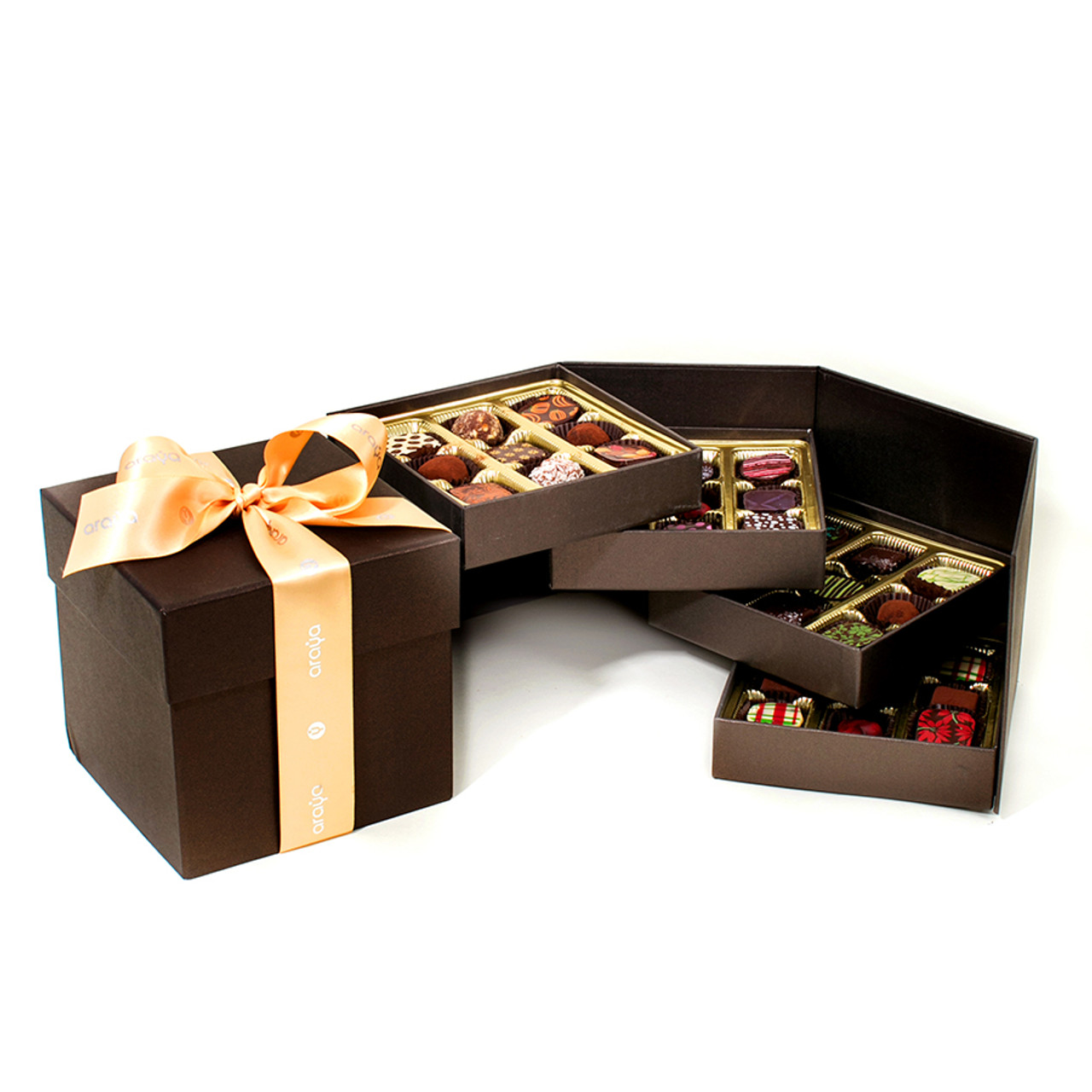Multilayer 36 Chocolate Gift Box -